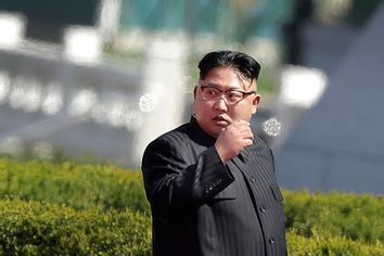APTOPIX North Korea Koreas Tension