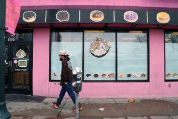 Voodoo Donuts Denver location
