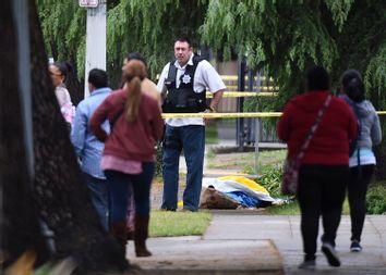 Fresno Fatal Shooting