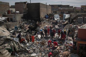 Iraq Mosul Civilian Casualties