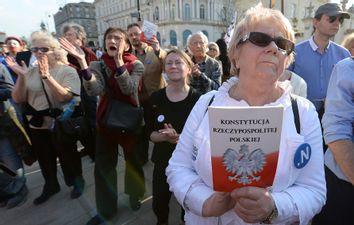 Poland Constitutional Anniversary
