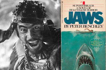 Seven Samurai; Jaws