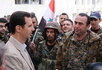 Syria Assad Q&A