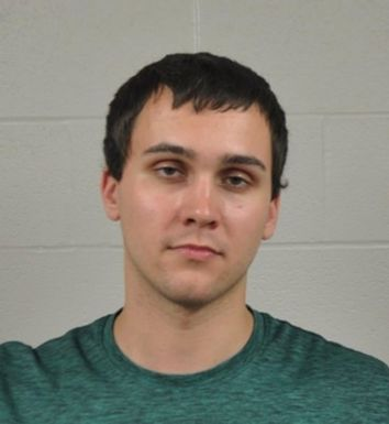 Sean Urbanski, charged with fatally stabbing a visiting student