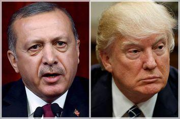 Recep Tayyip Erdogan; Donald Trump