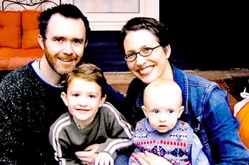 Rod Dreher Family Photo