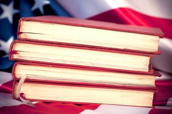 Books on American Flag