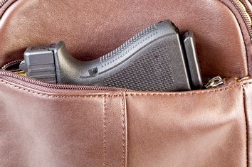 Personal Weapon in Purse