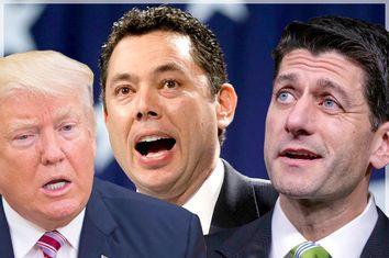 Donald Trump; Jason Chaffetz; Paul Ryan