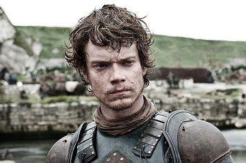 Alfie Allen as Theon Greyjoy in