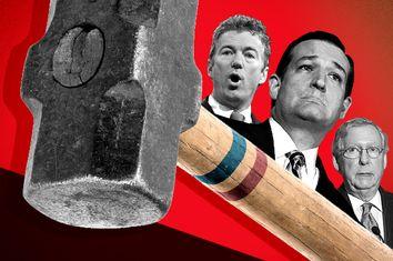 GOP Sledgehammer