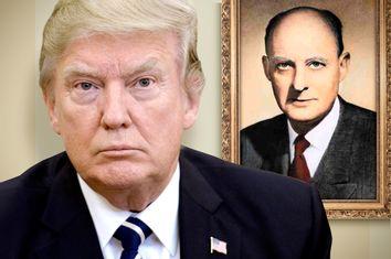 Donald Trump; Reinhold Niebuhr