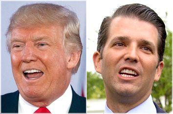 Donald Trump; Donald Trump Jr.