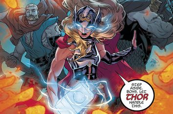 Thor/Jane Foster