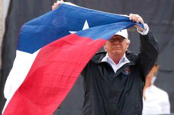 Donald Trump Texas