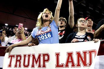 Donald Trump, Georgia