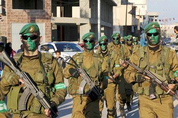 Palestinians Hamas Militants