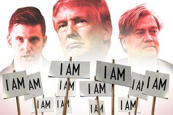 Richard Spencer; Donald Trump; Steve Bannon