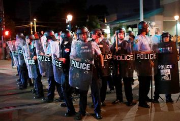 Protests Erupt Over Not Guilty Verdict