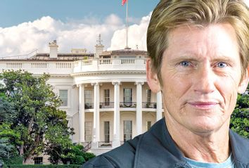 Denis Leary; The White House