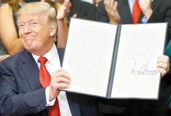 Health Insurance; Donald Trump