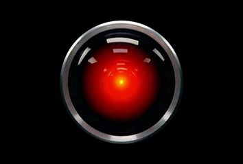 HAL 9000 in