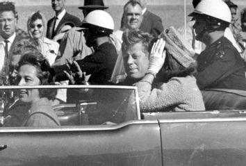 John F. Kennedy; Jacqueline Kennedy