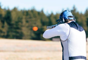Clay Target Shooter