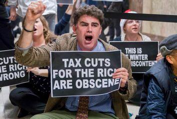 Tax Protest Congress Taxes