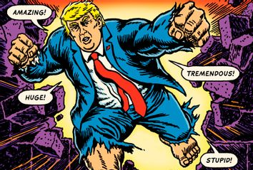 Unquotable Trump