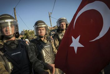 Turkish Paramilitaries