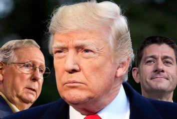 Mitch McConnell; Donald Trump; Paul Ryan
