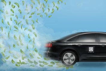 Uber shedding money