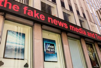 Fox News studios