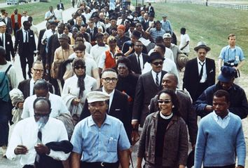 Selma to Montgomery March 1965