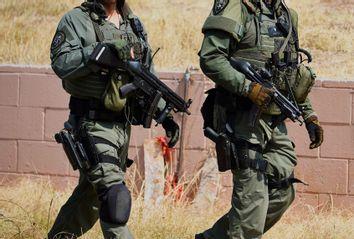 SWAT Gear