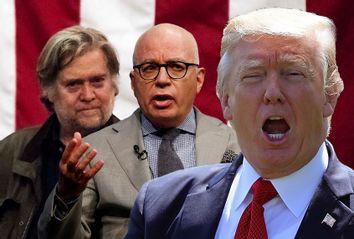 Donald Trump; Steve Bannon; Michael Wolff