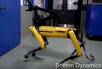 SpotMini robot by Boston Dynamics