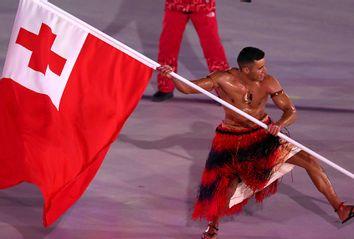 Pita Taufatofua 2018 Winter Olympic Games - Opening Ceremony