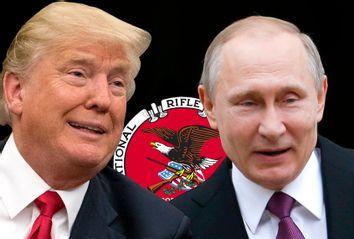 Donald Trump; Vladimir Putin; NRA