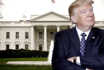 Donald Trump; White House
