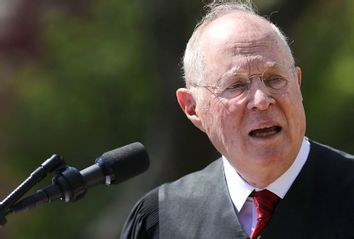 U.S. Supreme Court Associate Justice Anthony Kennedy