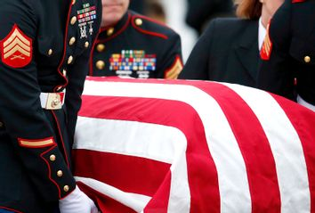 Marine Killed in Action