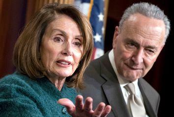Nancy Pelosi; Chuck Schumer