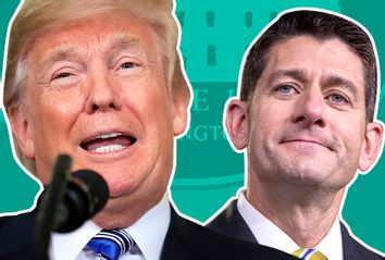 Donald Trump; Paul Ryan