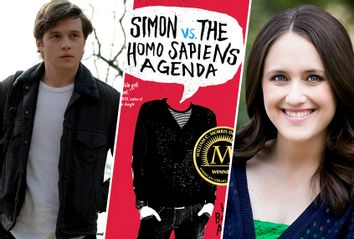 Love, Simon; Simon vs. the Homo Sapiens Agenda by Becky Albertalli