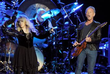 Stevie Nicks, Lindsey Buckingham