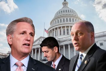 Kevin McCarthy; Paul Ryan; Steve Scalise