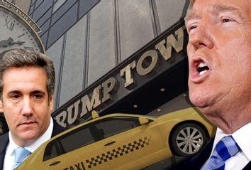 Michael Cohen; Donald Trump