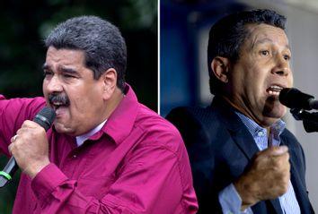 Nicolas Maduro; Henri Falcon